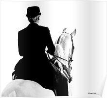 English Rider Poster