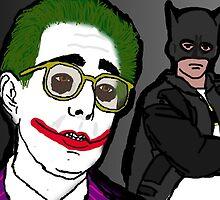 Ben Stein is the Joker by gasm
