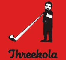 Threekola -- Nikola Mirotic TShirt by TheTShirtMan