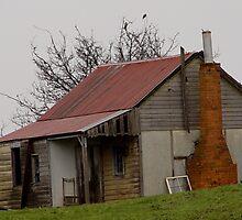 photoj Tassie, 'Old Country Homesteads' by photoj