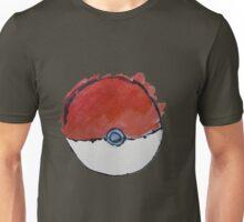 Scribble Pokeball Unisex T-Shirt