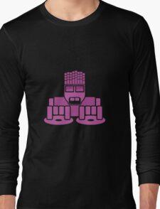 DJ Equalizer (Pink Print) T-Shirt