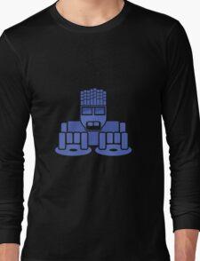 DJ Equalizer (Blue Print) T-Shirt