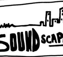 Soundscapeism  Sticker