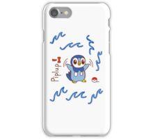 Pokemon Piplup Chibi iPhone Case/Skin