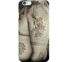 INK MAN iPhone Case/Skin