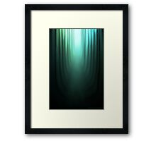 The Deepening Framed Print