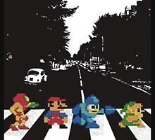 beatles nintndo mash up by hazyceltics