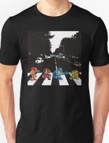 beatles nintndo mash up Unisex T-Shirt