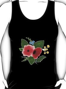 Flowers(Water color) T-Shirt