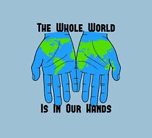 Whole World in our Hands Unisex T-Shirt