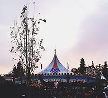 Disneyland's Fantasyland   by whitneymicaela
