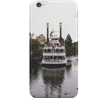 Mark Twain Riverboat  iPhone Case/Skin