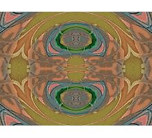 Art Nouveau - Pattern III Photographic Print