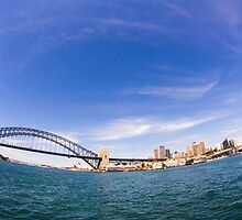 Sydney Harbour  by Spookytights