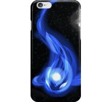 'Astral and Ethereal' Space Whale - Jimmy iPhone Case/Skin