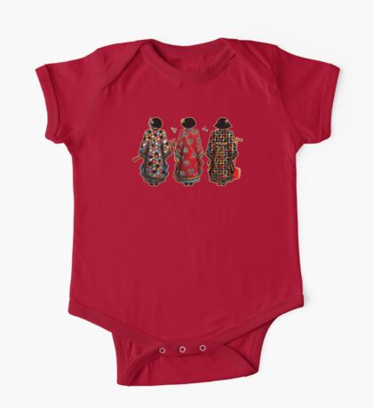 Tang Court Trio TShirt Kids Clothes