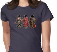 Tang Court Trio TShirt Womens Fitted T-Shirt