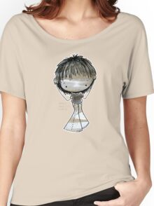 ...here are my ears!!! Women's Relaxed Fit T-Shirt