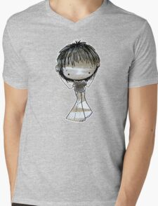 ...here are my ears!!! Mens V-Neck T-Shirt