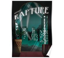 Bioshock -  Welcome To Rapture Poster