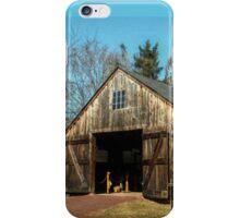 Farley Blacksmith Shop iPhone Case/Skin