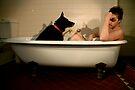 The Black Dog: Depression by Leila  Koren