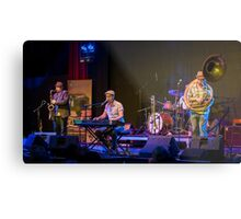 Jules Boult and the Redeemers Metal Print