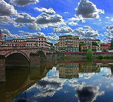Arno River by jerry  alcantara