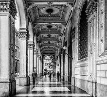 Bologna, Italy by Traven Milovich