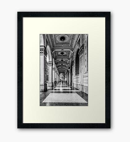 Bologna, Italy Framed Print