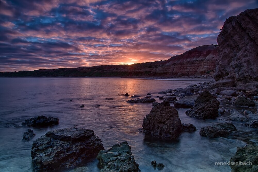 Maslin Beach Sunrise by renekisselbach