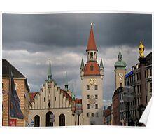 Munich Mitte Poster