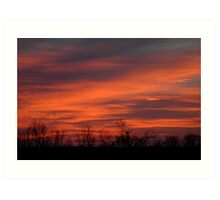 Great Day to wake up Art Print