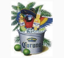 Corona Parrot Party Kids Clothes