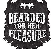 Beard Please by fennirose
