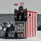 Punch & Judy : Weymouth beach by Colin Hollywood Photography