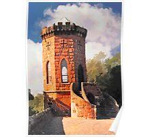 Laura's Tower, Shrewsbury Poster