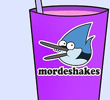who's ready for mordeshakes? by partybenson