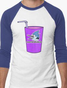 who's ready for mordeshakes? Men's Baseball ¾ T-Shirt