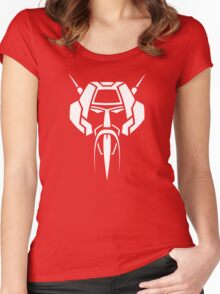 Transformers Junkion Wreck-Gar Women's Fitted Scoop T-Shirt