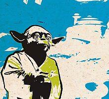 Yoda Blue by rikovski