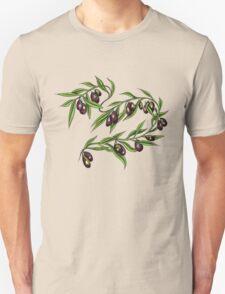 Olive Branch t-shirt T-Shirt