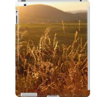 Gold Warm Light  - JUSTART ©  iPad Case/Skin
