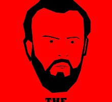 John Brayford - Fear The Beard by Matt Hindle