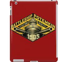 Battleship Potemkin  iPad Case/Skin