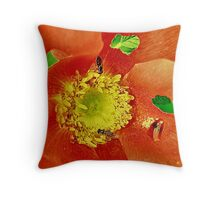 Enchanted Beauty 2 Throw Pillow