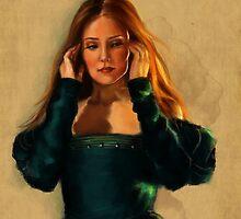 Simone Simons  by MargotCeelen