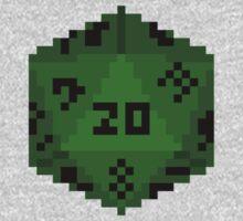 Pixel D20 by zigmenthotep