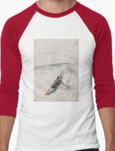 in the boath Men's Baseball ¾ T-Shirt